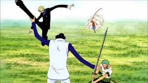 Luffy_zoro_sanji_vs_kuzan